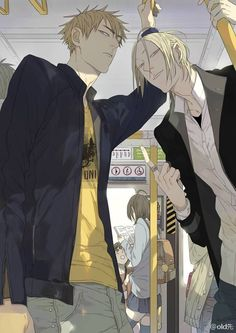 *^* amo este manga