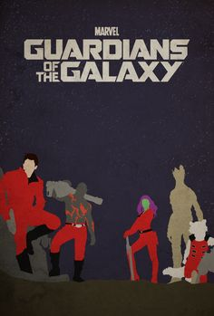 Guardians of the Galaxy - Poster by disgorgeapocalypse.deviantart.com on @deviantART