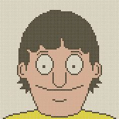 Gene Cross Stitch