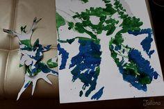 Художка для малышей 1+.Урок № 4.Создаем открытку и украшаем интерьер.