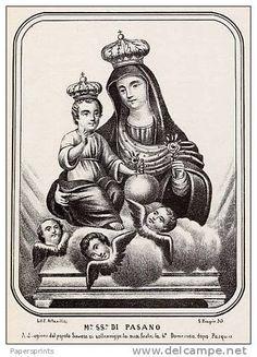 Livro das Horas de Ana Claudia: Santinhos antigos