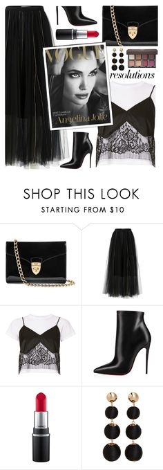 """""""#PolyPresents: New Year's Resolutions *Top set*"""" by euafyl ❤ liked on Polyvore featuring Aspinal of London, Dorothee Schumacher, Michelle Mason, Christian Louboutin, MAC Cosmetics, MANGO, Viseart, contestentry and polyPresents"""