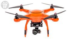 Autel Robotics X-Star Premium Drone with 4K Camera, 1.2-Mile HD Live View & Hard Case (Orange) (*Amazon Partner-Link)
