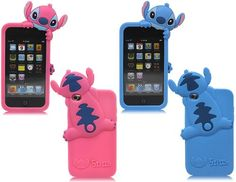 New 3D Cute Cartoon Silicone Cover Case for iPod Touch 4 4G. I WANT THIS SOOOOOO BADLY!!!