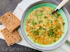 Vyzkoušené zdravé recepty Hummus, Food And Drink, Ethnic Recipes