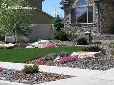 Landscaping: Front Yard Landscaping Ideas Utah