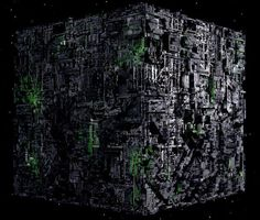 We are the Corporation. You will be assimilated. Resistance is futile.