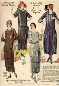 1920's Fashion Magazine