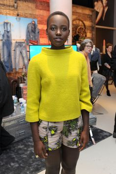 "Why ""12 Years A Slave"" Star Lupita Nyong'o Should Be Your New Fashion Idol (via BuzzFeed)"
