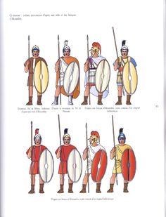 Ancient Rome, Ancient Greek, Ancient History, Greek Warrior, Aztec Warrior, Greek Antiquity, Punic Wars, Hellenistic Period, Roman Soldiers