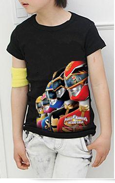 $179.00 Playera Power Rangers MegaForce - Comprar en Jinx