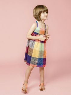Symphonie d'imprimés Anthem of the Ants / collection printemps été 2014 Fashion Kids, Little Girl Fashion, Tween Mode, Little Girl Photos, Cute Baby Clothes, Kid Styles, Girls Wear, Kind Mode, Look Cool