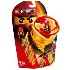 Lego 70739 - Ninjago Airjitzu Kai Flieger: Amazon.de: Spielzeug