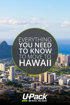 Moving to Hawaii? We're jealous! Relocation info for moving to Hawaii