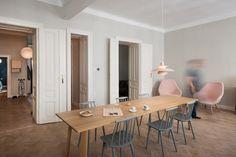 Wiedeński apartament z wyjątkową kuchnią