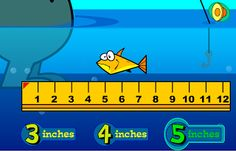Measurement websites and games