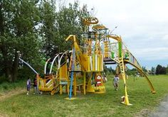 The playscapes of Bridget Peck - Minnesota