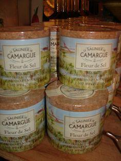 French Sea Salt With Cork Lid | watsonkennedy.com
