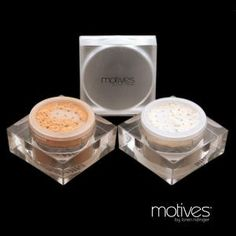 OMG...cant live without this stuff!...Motives® Luminous Translucent Loose Powder