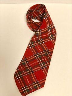 Washington Capitals 1990/'s Vintage Necktie Throwback NHL Tie Ralph Marlin