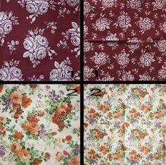 Купить салфетки декупаж 2 вида цветы принт салфетка для декупажа - салфетка для декупажа