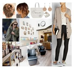 """Going shopping with Sophie and deciding to cut her hair"" by charlottedebora ❤ liked on Polyvore featuring MiH Jeans, Garance Doré, Jimmy Choo, Beulah, Whiteley, Astley Clarke and Blue Nile"