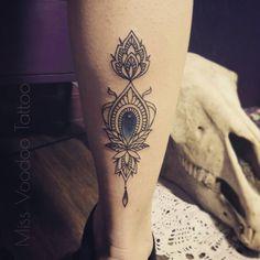 Tattoo by Miss Voodoo