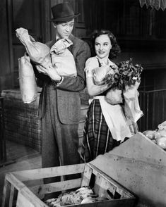 """Jimmy Stewart and Paulette Goddard star in """"Pot o' Gold."""" Watch this classic for free!"""