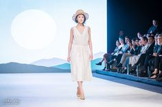 Vancouver Fashion Week Model: Vivian Soo Design: Vestige Story Photo: Mike Wu Photography