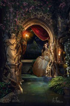 The Princess Balcony fairytale background Der Märchenhintergrund Prinzessin Balcony Classic Paintings, Beautiful Paintings, European Paintings, Images Esthétiques, Fairy Tale Images, Fairytale Art, Renaissance Art, Art Plastique, Oeuvre D'art