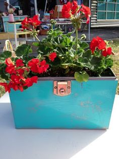 Today Christine has outdoor furniture ideas and tips.  Follow us on facebook.  Reclaim-ologists and other Crafty Chicks