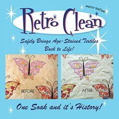 Retro Clean 4Oz Bag- - http://teacoffeestore.com/retro-clean-4oz-bag/