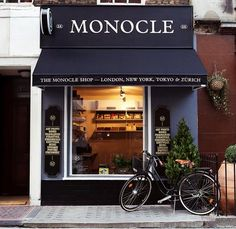 Fancy - Monocle in London