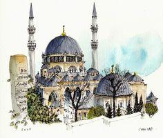 Chris Lee: mosque