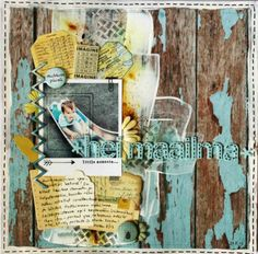 by Linda Iswariah Layouts, Scrapbooking, Photography, Painting, Inspiration, Design, Art, Biblical Inspiration, Art Background