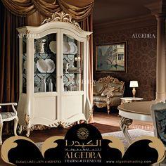 أناقة تفوق الخيال لتصاميم تنبض بالحياة 00971528111106  #cozy #Furniture #trading #Interior #Design #Decor #Luxury #Comfort #ALGEDRA #UAE #Dubai #MyDubai #creative #luminous #designs #luxurious #interiordesign #decoration #خشب #أثاث_غرف #غرف_نوم #فخامة #زجاج #تجارة #مفروشات #اثاث #الإمارت #دبي #غرف #الكيدرا Decor, Dining Room Furniture, Room Furniture, Cabinet, Furniture, Bedroom, Home Decor, Room, Bedroom Furniture