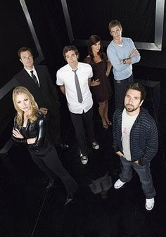 Chuck!! Miss this show so much!! Chuck me...