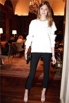 Los mejores look de enero 2013: Constance Jablonski