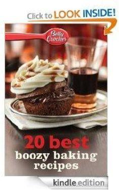 Betty Crocker's 20 Best Boozy Baking Recipes