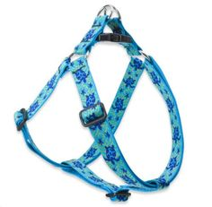 Lupine 1 inch Turtle Reef Step In Dog Harness -- You can find out more details at the link of the image.