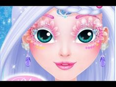 Fun Girls Care - Makeover Kids Games - Angelina's Hair Salon Makeup SPA ...
