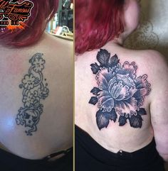 22 Best Cover Up Tattoos On Back Images Tattoo Art Tattoo