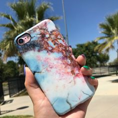 Blue skies ☀️❤️ Rubystone Case for iPhone 7 & iPhone 7 Plus from Elemental Cases