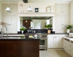 Martin Moore Co :: Georgian Townhouse - Handmade Kitchens Custom Kitchens, Kitchen Remodel, Kitchen Design, Kitchen Cabinet Design, Kitchen Design Trends, Country Kitchen, Kitchen Mirror, Kitchen, Kitchen Interior