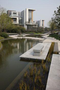 Suzhou Tangbei residential area  TURENSCAPE