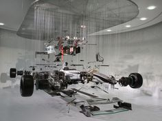 Mercedes Benz F1 Display