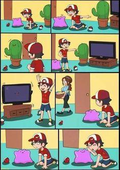 Does Ditto even. Pokemon Ditto, 150 Pokemon, Pokemon Memes, Manga, Funny Memes, Jokes, Hilarious, Meme Template, Gaming Memes