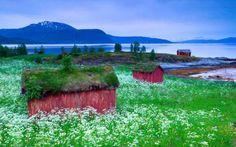 Архитектура Норвегии - сказка, воплощенная в жизнь (ФОТО)