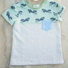 La Maison Victor | Isaac T-shirt - Tricot