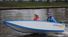 fun with kids #boating #portable boat #folding boat #Quickboats #Europe #Netherlands